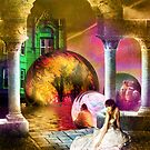 Lament of the Time Traveler's Woman by Nadya Johnson