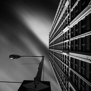 Cadillac Tower by JonDeBoer