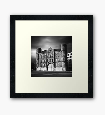Grand Army of the Republic Framed Print
