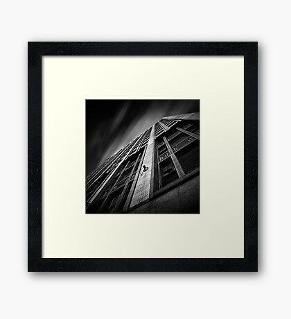 David Whitney Building Framed Print