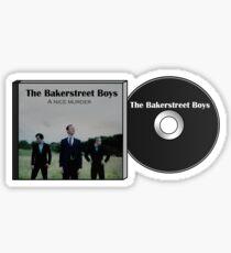 Sherlock Holmes - The Bakerstreet Boys Sticker