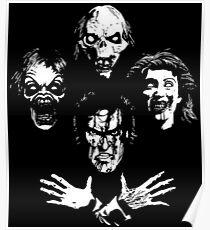 Evil Dead Rhapsody Poster