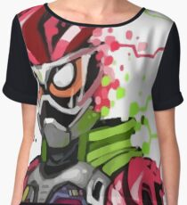 Ex Aid Women's Chiffon Top