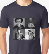 straight outta horror film T-Shirt