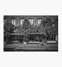 Ground Photographer Photographic Print