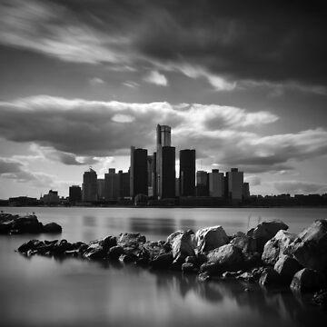 Detroit by JonDeBoer