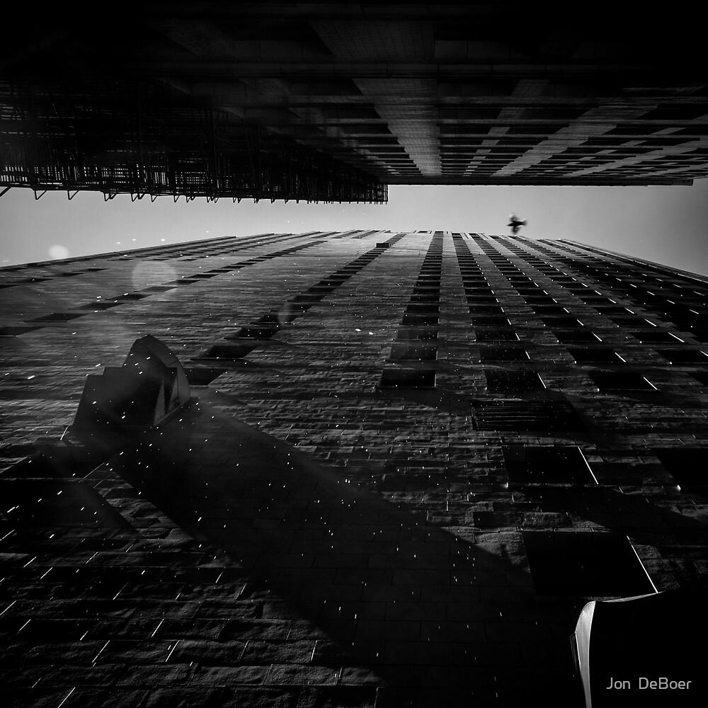 It's a new dawn, it's a new day, it's a new life by Jon  DeBoer