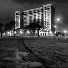 Michigan Central Station by Jon  DeBoer