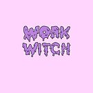 work witch (purple) by immunetogravity