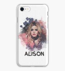 Alison - Pretty Little Liars iPhone Case/Skin