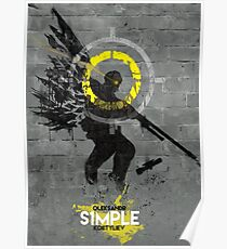NAVI S1MPLE HQ Poster