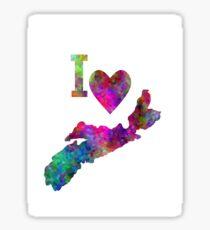 Sweet Home Nova Scotia Sticker