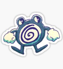 Poliwhirl Sticker