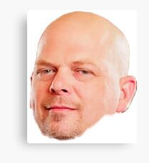 Rick Harrison Canvas Print