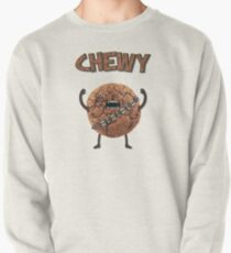 Chewy Chocolate Cookie Wookiee Pullover