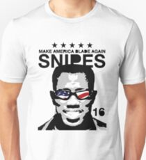 Wesley Snipes 2016 - Make America Blade Again T-Shirt