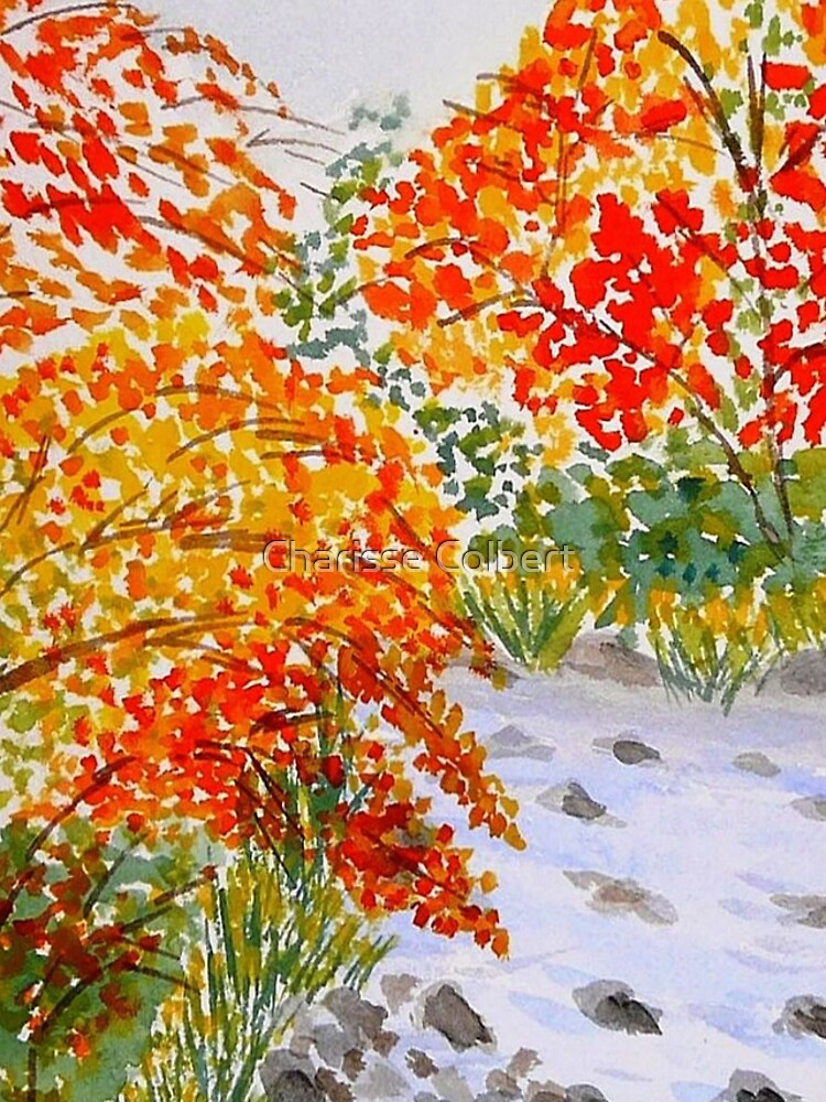 Fall Leaves by charissecolbert