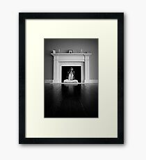 Framed Works Framed Print