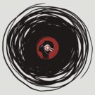 I'm spinning within with a vinyl record... by Denis Marsili