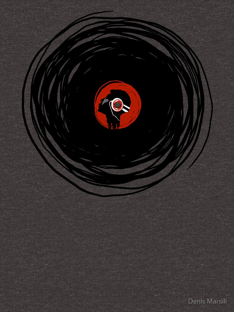 I'm spinning within with a vinyl record... by ddtk