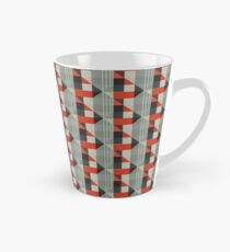 Underground Moquette Piccadilly Tall Mug