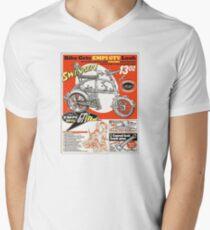 VW hotrod parts dream bike Mens V-Neck T-Shirt