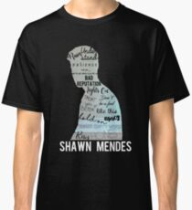 Shawn Mendes - Illuminate Classic T-Shirt
