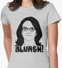 Blurgh! Women's Fitted T-Shirt