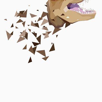 Dino Scatter by afifsohaili
