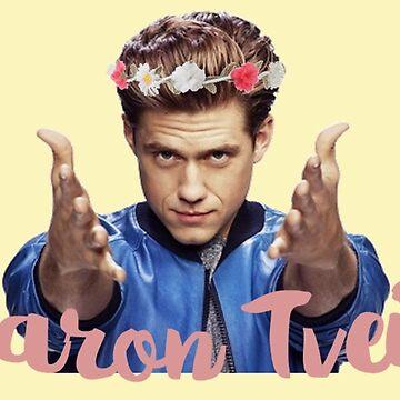 Aaron Tveit...more like tv-bae by marydorotan