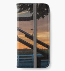 Teeter Totter iPhone Wallet