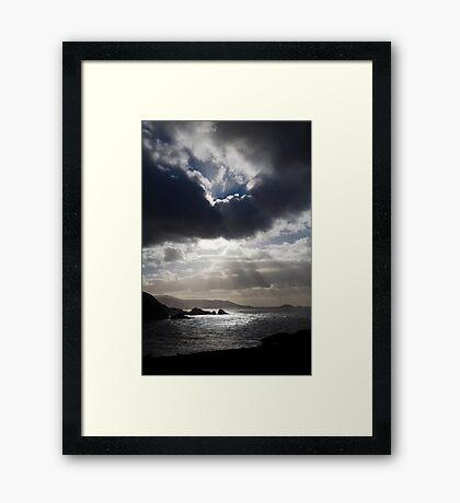 morning of the gods: 793 views Framed Print