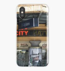 City Hatters, Melbourne iPhone Case/Skin