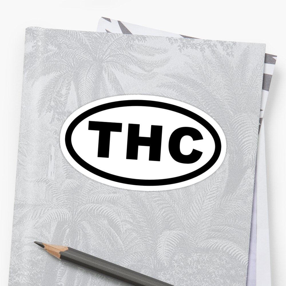 THC stamp by eldar