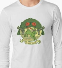 The Righteous Indignation of Captain O'Hare Long Sleeve T-Shirt