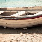 Old wooden boat by Riko2us