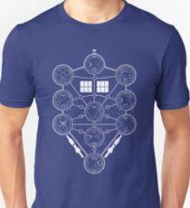 Sephirotic Gallifreyan Unisex T-Shirt
