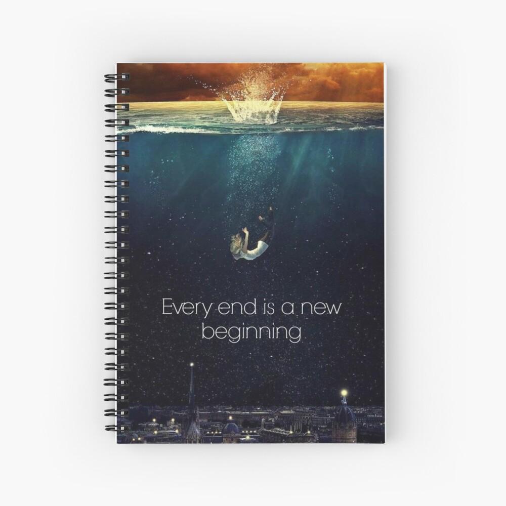 Inspirador ~ Cuaderno de espiral