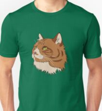 Diesel the Cat Unisex T-Shirt