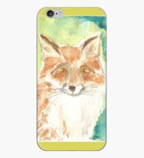 Kettu / A Fox iPhone Case