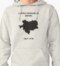 The Austro-Hungarian Empire Pullover Hoodie