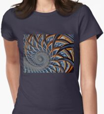 Look Through Any Window Women's Fitted T-Shirt