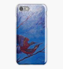 those fuckin birds! iPhone Case/Skin