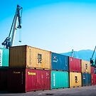 Container terminal by Riko2us