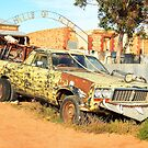 Beaut Ute - 'Mad Max' extra. by George Petrovsky