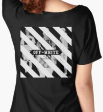 Off White Women's Relaxed Fit T-Shirt