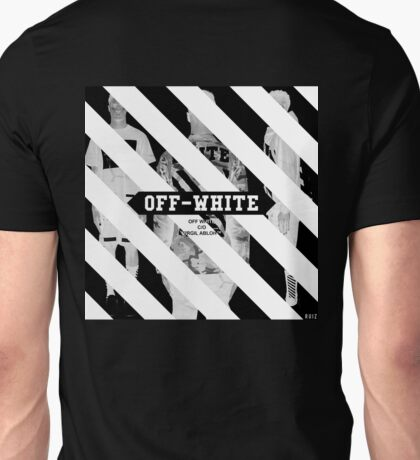 Off White Unisex T-Shirt