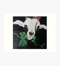 Goats of Anarchy Ft. Justice for Grace Art Print
