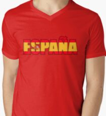 Spain Espana Flag  T-Shirt