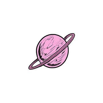 Saturn Planet - Halloween 2016 by KaitlynLister